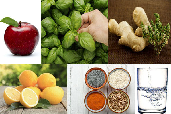 Quick home remedies for food poisoning,snacks