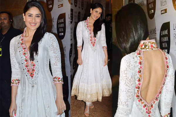 Beuties flaunts Anarkali the best! Kareena Kapoor,Keira Knightley and Scarlett Johansson naked
