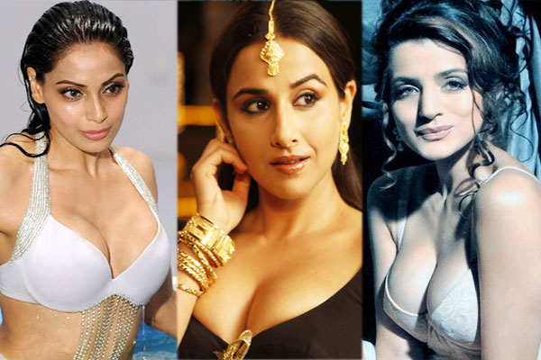 MEET the Cleavage Queens Of Bollywood!,Keira Knightley and Scarlett Johansson naked