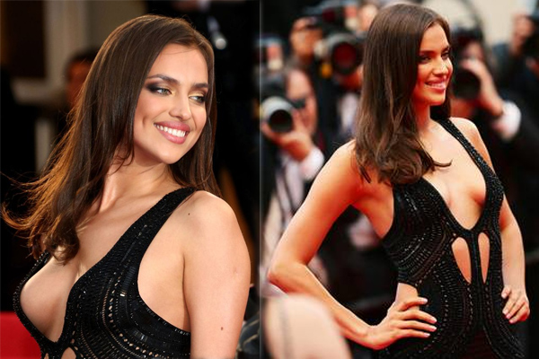 Not much left to the imagination...Irina Shayk @ cannes!,Keira Knightley and Scarlett Johansson naked