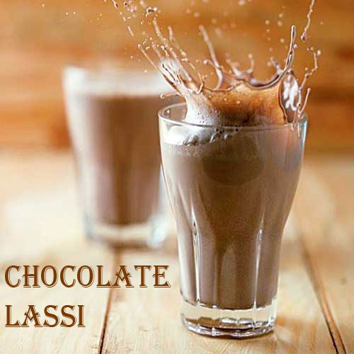 Treat your senses with Chocolate Lassi,recipe, custard, kheer, how to make custard kheer, sweet dish