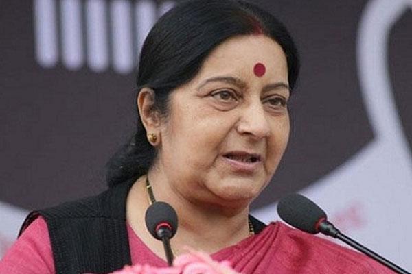 भारतीयों को लीबिया से निकालने में 17 समन्वयक करेंगे मदद : सुषमा स्वराज