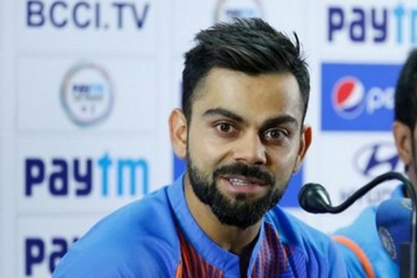 कोहली ने जीत के लिए गेंदबाजों को सराहा