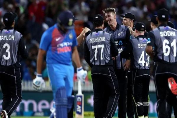 हेमिल्टन टी-20 : भारत 4 रन से हारा, न्यूजीलैंड ने जीती सीरीज