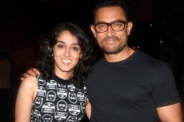 आमिर को है बेटी इरा पर गर्व
