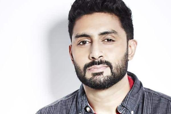 अभिषेक बच्चन ने अगली फिल्म के लिए शूटिंग शुरू की