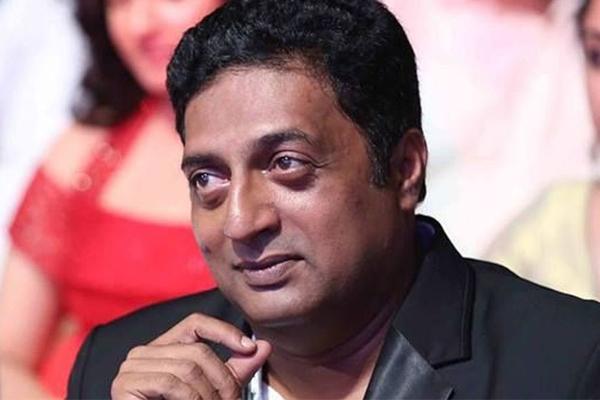 राजनीति में शामिल होंगे अभिनेता प्रकाश राज