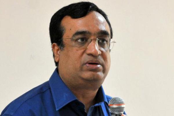 अजय माकन का दिल्ली कांग्रेस अध्यक्ष पद से इस्तीफा