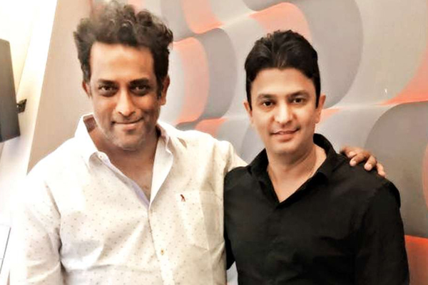 अनुराग बसु, भूषण कुमार फिल्म के लिए साथ आए