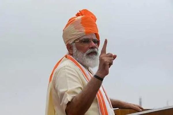 LAC से एलएसी तक आंख उठाने वाले को सेना ने दिया जवाब: PM मोदी