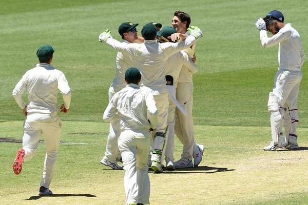 पर्थ टेस्ट : भारत 146 रन से हारा, आस्ट्रेलिया ने की 1-1 से बराबरी