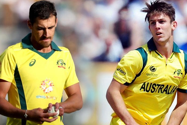 आस्ट्रेलिया ने टी-20 सीरीज से प्रमुख गेंदबाजों को बाहर रखा