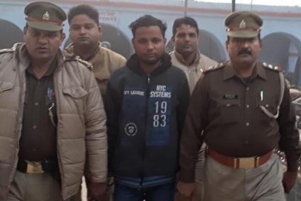 बुलंदशहर हिंसा का मुख्य आरोपी योगेश राज गिरफ्तार