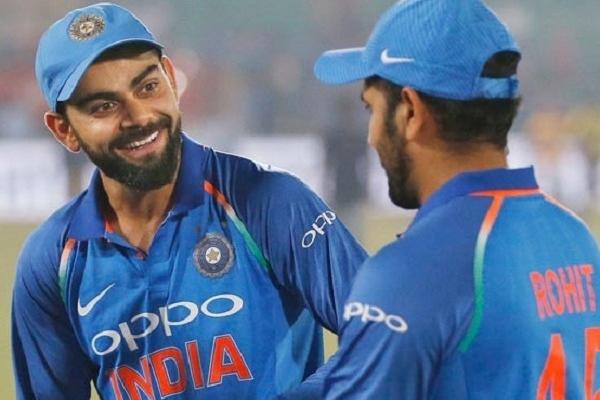 BCCI कोहली-रोहित के बीच कप्तानी के विभाजन पर करेगी चर्चा