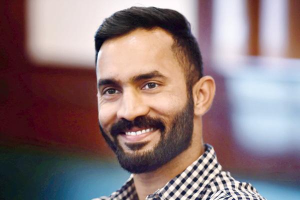 दिनेश कार्तिक ने बना शर्त माफी मांगी