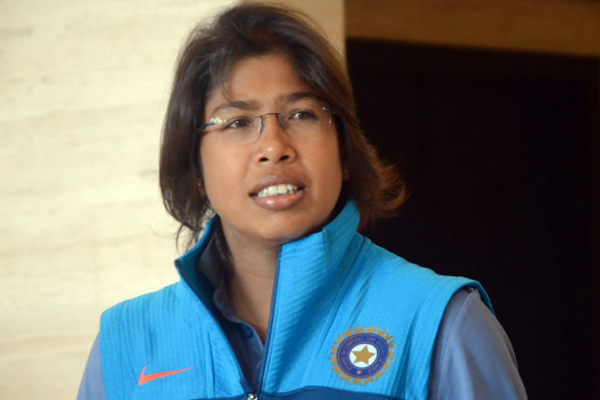 महिला क्रिकेट स्टार झूलन गोस्वामी की बायोपिक बनेगी