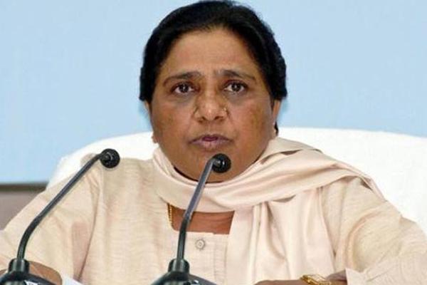 उप्र में गठबंधन के खिलाफ भाजपा और कांग्रेस एकजुट : मायावती