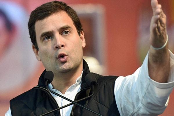 भाजपा, आरएसएस कौरवों जैसे : राहुल