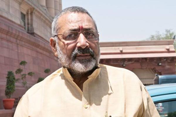 गिरिराज को बिहार का अगला मुख्यमंत्री बनाना चाहते हैं भाजपा कार्यकर्ता