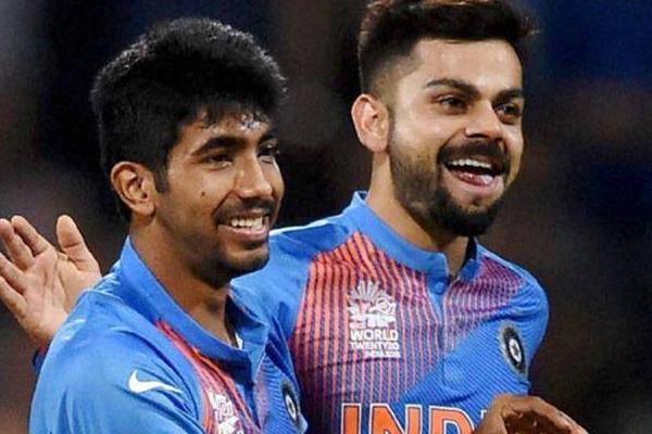 बुमराह चैम्पियन है, उन्हें टीम में पाकर खुश हूं : कोहली