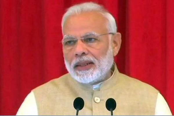 'चौकीदार' ने आंध्र के मुख्यमंत्री की नींद उड़ा दी है : मोदी