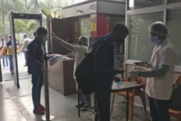 महाराष्ट्र : हॉस्टल में 229 विद्यार्थी पाए गए कोरोना पॉजिटिव
