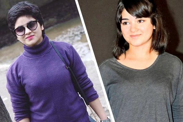 जायरा वसीम ने बॉलीवुड छोडऩे का ऐलान किया, कहा 'ईमान से दूर जा रही थी'
