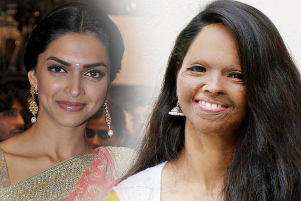 'छपाक' की शूटिंग के दौरान दीपिका ने लक्ष्मी के साथ किया लंच