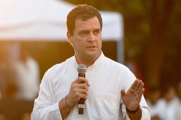राहुल गांधी को फिर से कांग्रेस अध्यक्ष बनाने की मांग