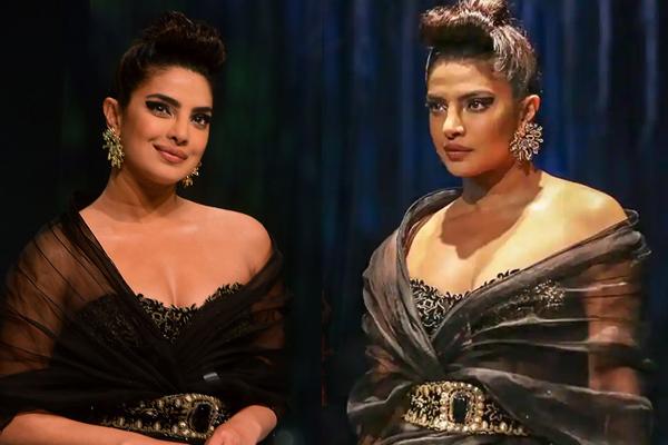 मेरे लिए फैशन सहजता है : प्रियंका चोपड़ा जोनास
