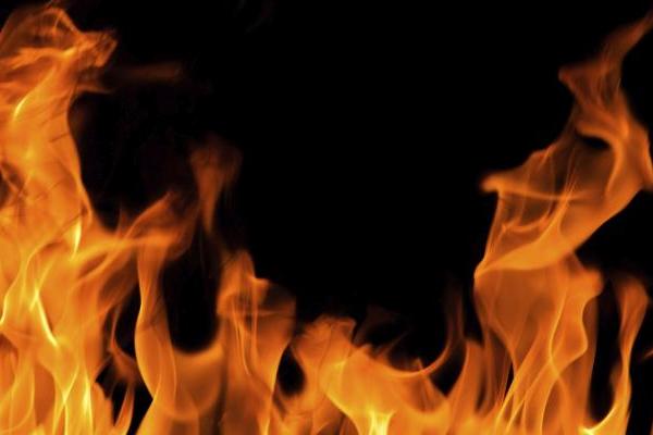 कुंभ में आग से कई तंबू जलकर खाक