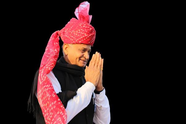 अशोक गहलोत होंगे राजस्थान के मुख्यमंत्री