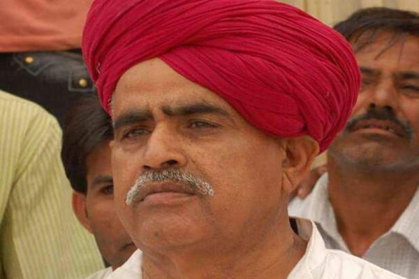 भाजपा में शामिल होंगे गुर्जर नेता किरोड़ी सिंह बैंसला