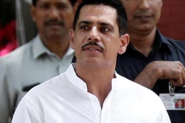 उच्च न्यायालय ने जमानत रद्द करने की ईडी की याचिका पर वाड्रा को समन भेजा