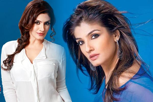 कादर खान की कॉमेडी देख हैरान रह जाती थी : रवीना