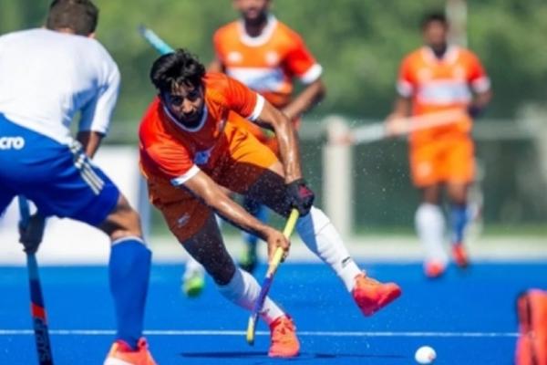 हॉकी : भारत और अर्जेटीना के बीच मुकबाला 4-4 से ड्रॉ