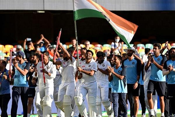 ब्रिस्बेन टेस्ट : बहादुर युवाओं ने भारत की सिर बांधा जीत का सेहरा
