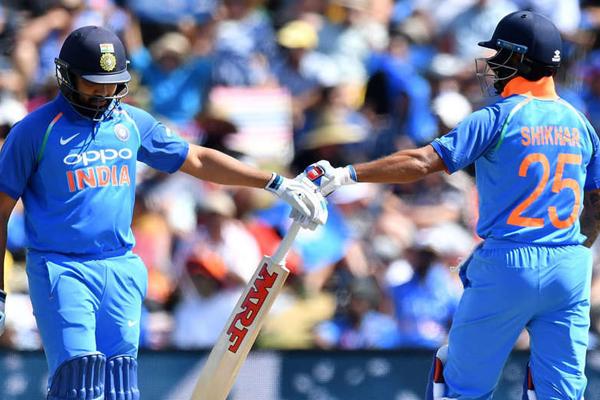 ऑकलैंड टी-20 : भारत की जीत में रोहित, क्रुणाल चमके