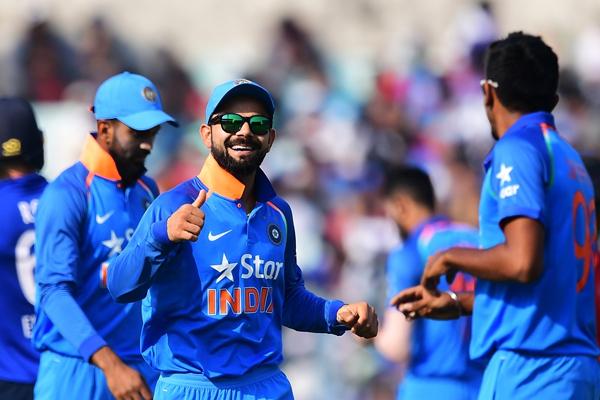 भारतीय टीम टी-20 रैंकिंग में पांचवें स्थान पर खिसकी