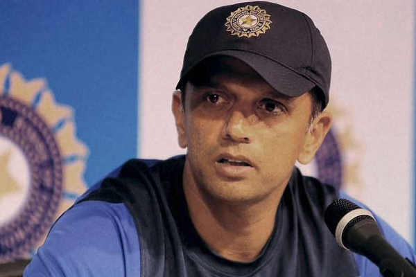 भारत आईसीसी विश्व कप का प्रबल दावेदार : द्रविड़