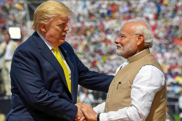 भारत से 3 अरब डॉलर के रक्षा सौदे पर हस्ताक्षर हुआ : ट्रंप