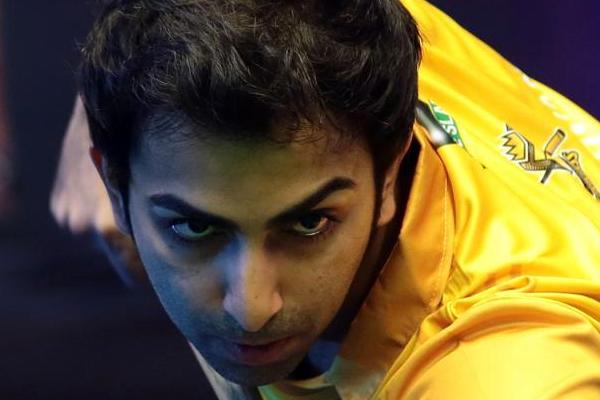 इंडियन क्यू मास्टर्स लीग में आडवाणी ने चेन्नई को दिलाई आसान जीत