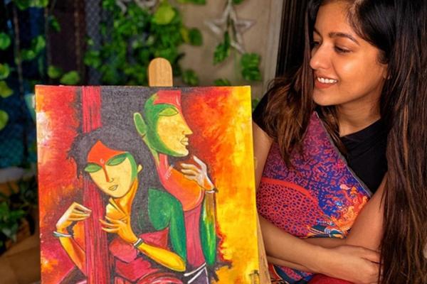 इशिता दत्ता अपने पसंदीदा काम करने का ले रहीं हैं आनंद