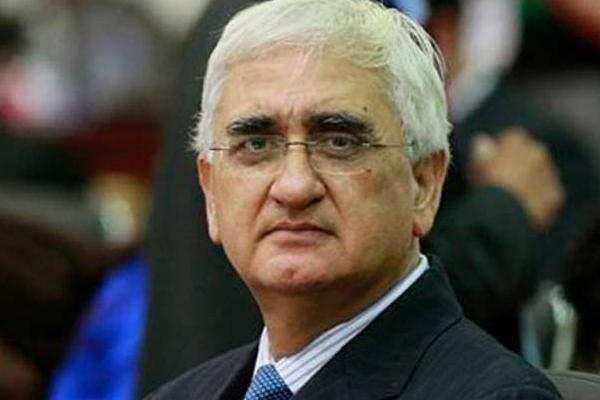 राहुल को कांग्रेस अध्यक्ष पद से इस्तीफा नहीं देना चाहिए था : खुर्शीद