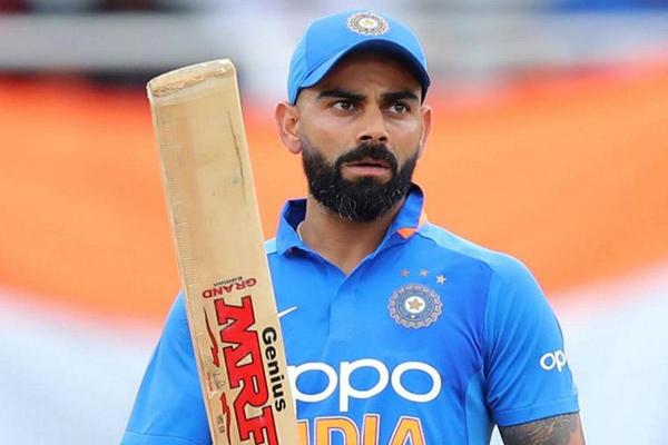 कोहली सीमित ओवरों में सर्वश्रेष्ठ बल्लेबाज : उडाना