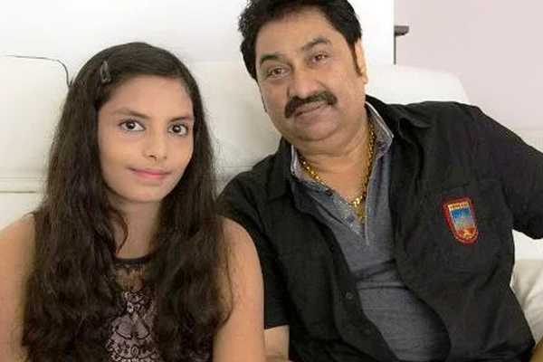कुमार सानू की बेटी ने प्यार में असफल लोगों को गीत समर्पित किया