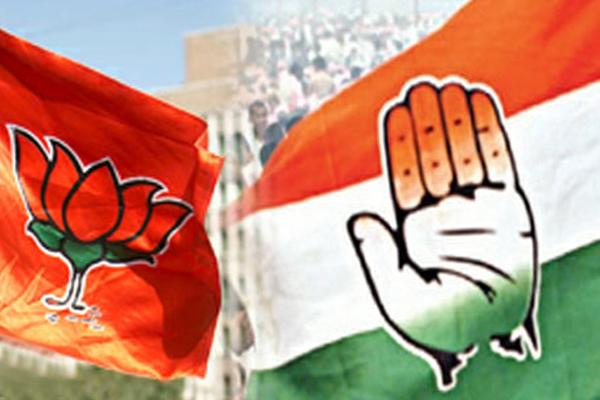 महाराष्ट्र में कांग्रेस को झटका, नेता प्रतिपक्ष के बेटे भाजपा में शामिल