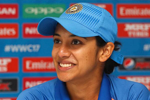 महिला टी-20 रैंकिंग : मंधाना टॉप-3 बल्लेबाजों में पहुंचीं