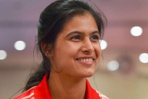 यूथ ओलम्पिक (निशानेबाजी) : मनू भाकेर ने जीता स्वर्ण