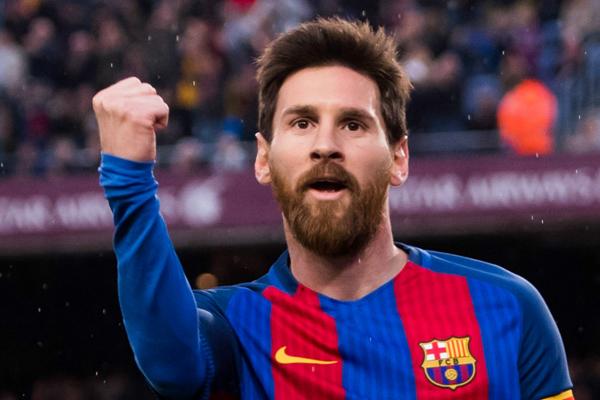 स्पेनिश लीग : मेसी के गोल से जीता बार्सिलोना, शीर्ष पर कायम